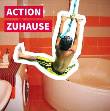 action zuhause